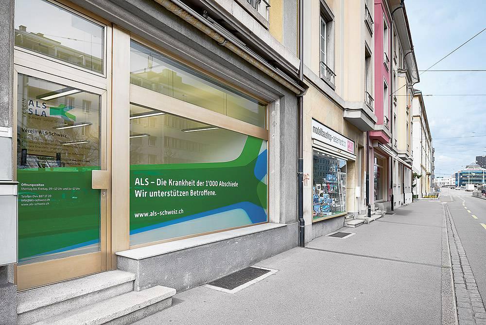 Geschäftsstelle ALS Schweiz